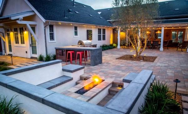 hardscape design in san diego