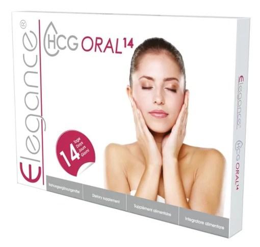 Elegance HCG Oral14