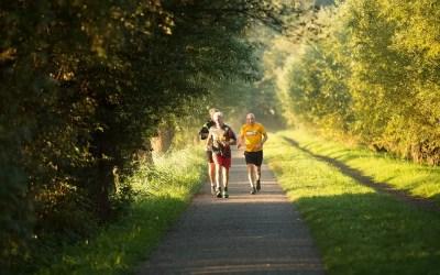 Langdurig hardlopen is goed voor botten
