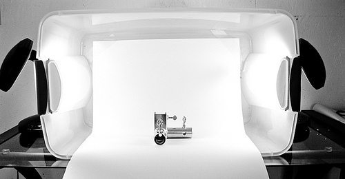 DIY product photography Photo by Steve Johnson
