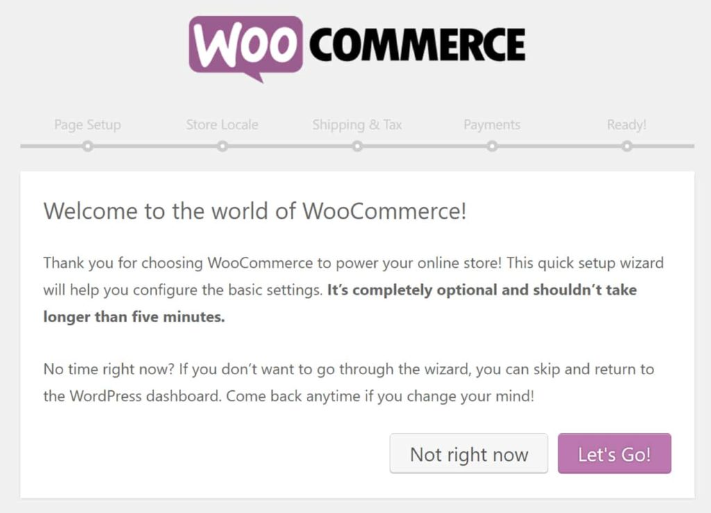 How to Create WooCommerce Store 3