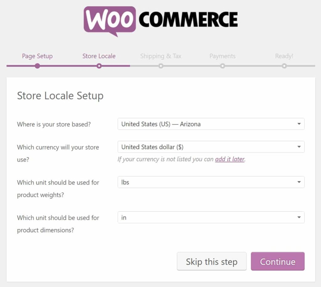 How to Create WooCommerce Store 5