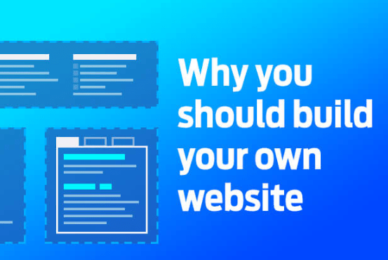 Why Build A Website