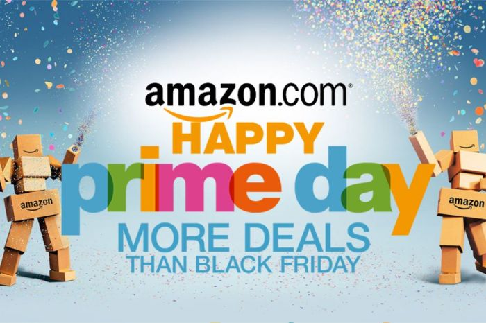 """El """"Amazon Prime Day 2017"""" rompe la barrera y supera en ventas al """"Black Friday"""""""