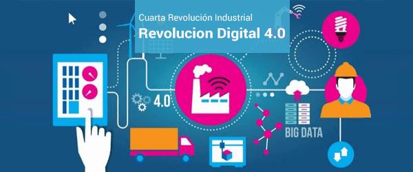 ¿Conoces la Cuarta Revolución Industrial?