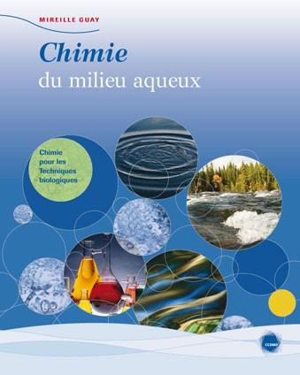 Couverture du livre «Chimie du milieu aqueux»