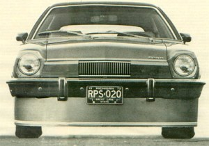 EcoModded Ford Pinto