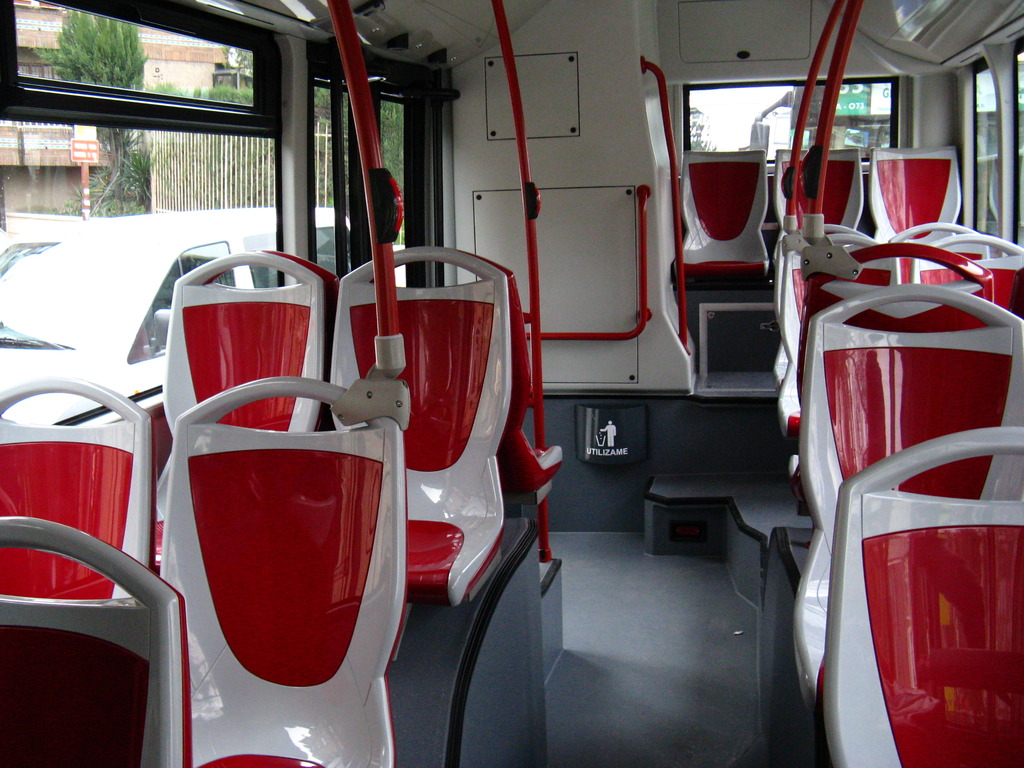 Nuevos autobuses para el transporte urbano  ecomovilidadnet