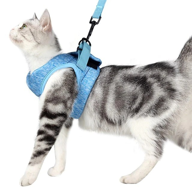 Adjustable-Cat-Harness-Pet-Anti-Escape-Harnessleash-Set-Breathable-Soft-Vest-For-Small-Dogs-Cats-Outdoor (1)