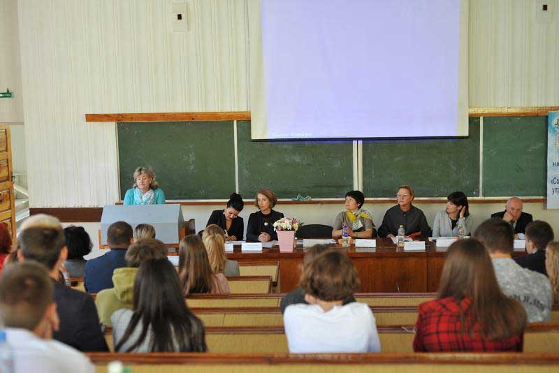 В Крыму состоялся мастер-класс профессора ВГУ
