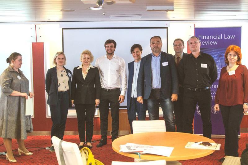 Представители ВГУ выступили на международной конференции по финансовому праву