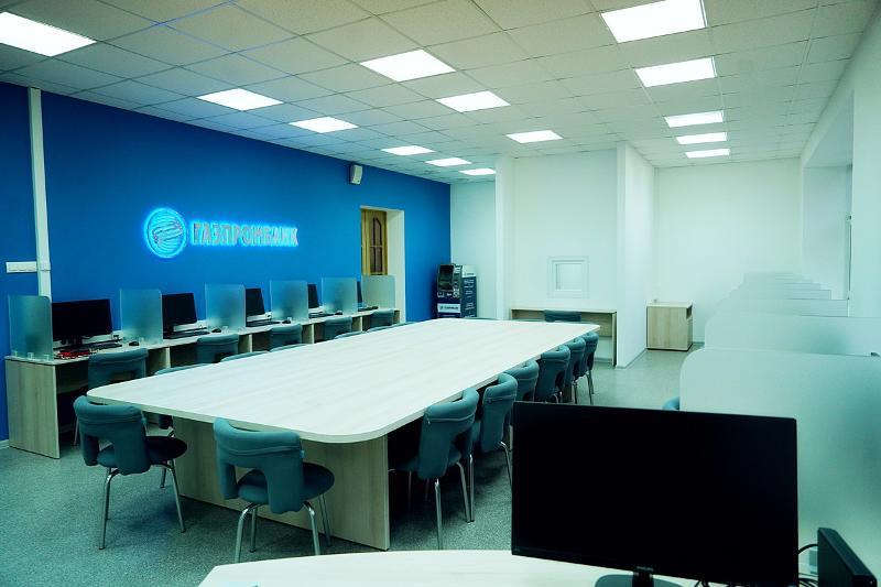 На экономическом факультете ВГУ открылась лаборатория Газпромбанка «Учебный банк»