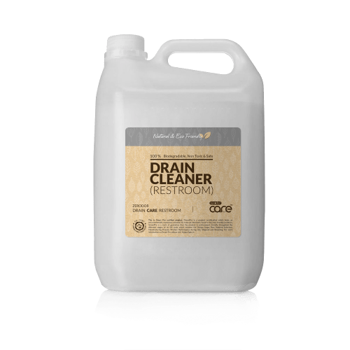 CARE Natural Toilet Drain Cleaner | 5L Pack