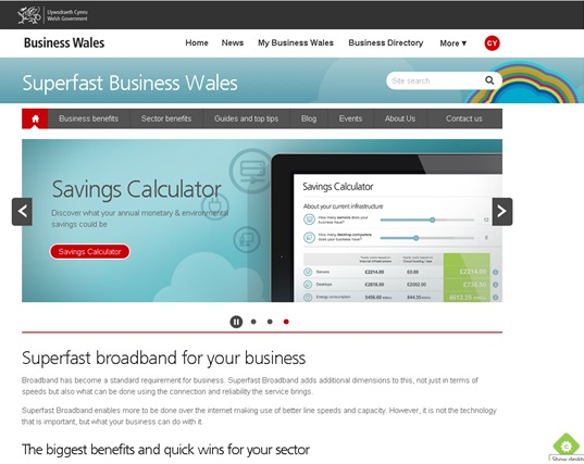 SBW screenshot