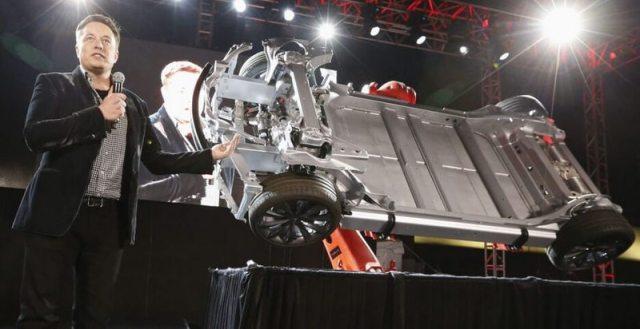 <a href='http://econet.ru/articles/tagged?tag=%D1%86%D0%B5%D0%BD%D1%8B' target='_blank'>Цены</a> на батареи для электромобилей упали на 80% за 6 лет до $227 за кВтч - Tesla обещает меньше $190