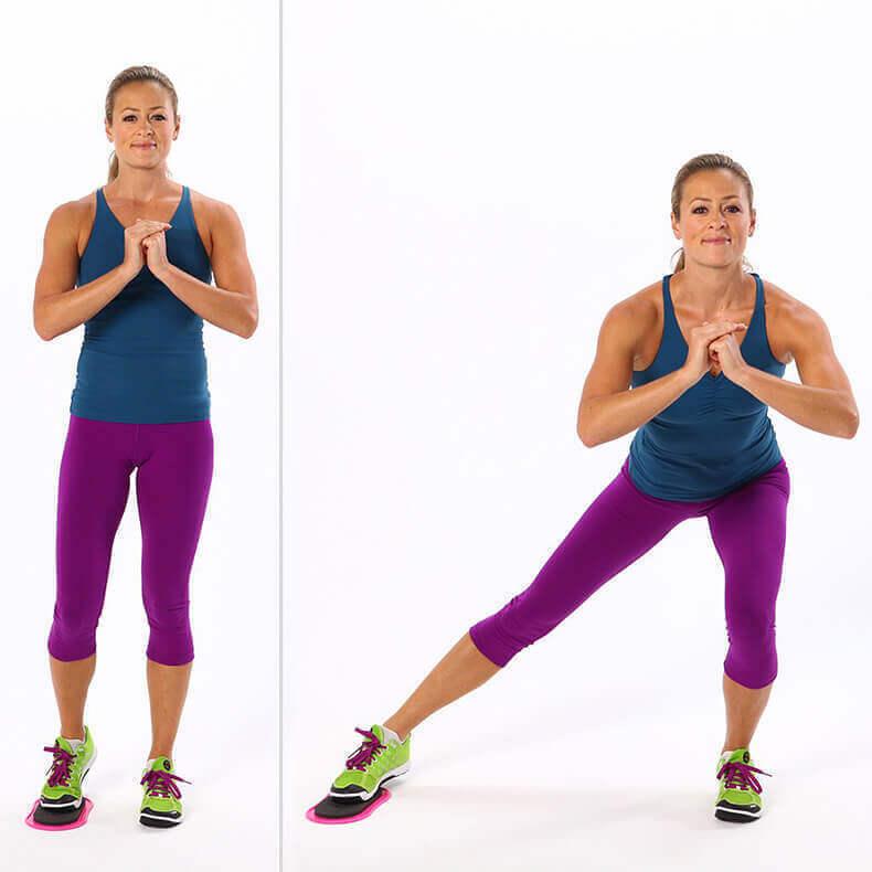 Hogyan lehet gyorsan lefogy a lábak és a csípő: Kiváló tippek segítenek!