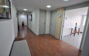 Hall de Entrada Salas de Aula