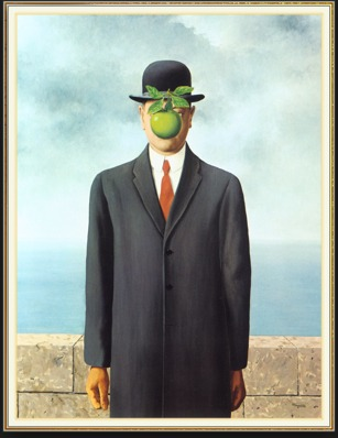 Magritte's surrealism and Ireland's corporate tax rates..