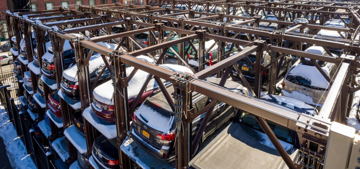 parking lots and healthcare costs incentives