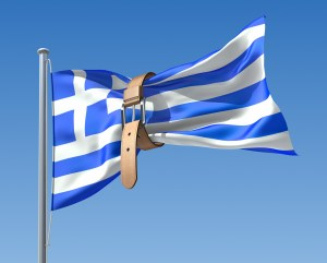 With factions in Greece resisting further austerity, a sovereign debt problem could resurface.