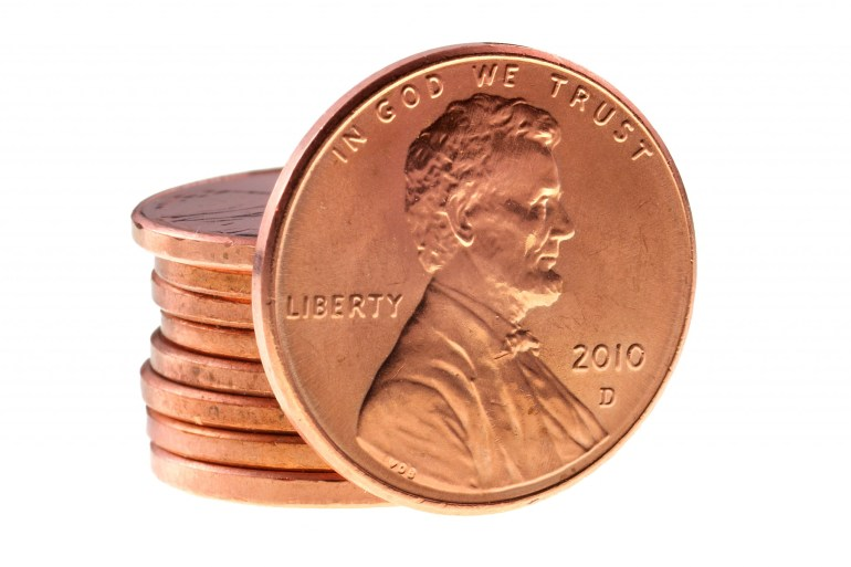 Image result for images of pennies