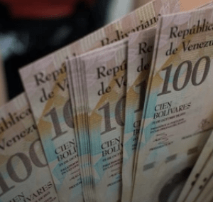 Venezuelan currency crisis