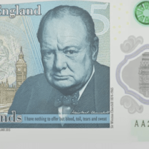 Weekly roundup and U.K. polymer currency