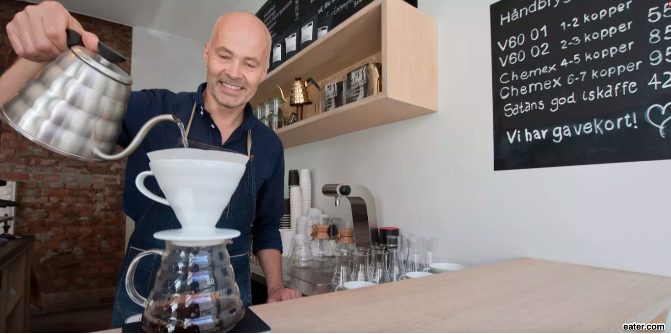 Using Time Firms Compete With Slow PourOver Coffee Or Fast Brewing - 5 most unique coffee shops in hamilton on