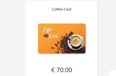 coffee card sixthcontinent