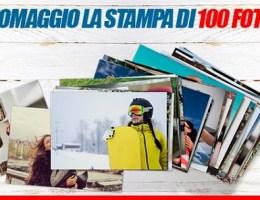 promozione prink 100 foto gratis