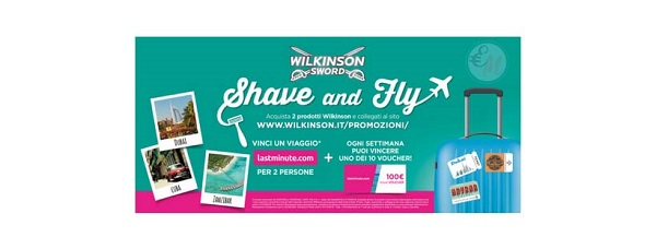 wilkinson shave and fly