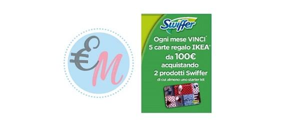 Con Swiffer Vinci Una Card Ikea Da 100 Economamma