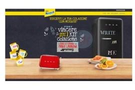 Lampada Barattolo Nutella Concorso : Con nutella vinci la lampada da scrivere economamma