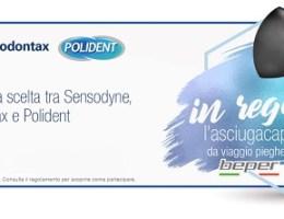 concorso polident sensodyne parodontax