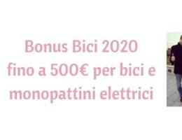 bonus mobilità covid19