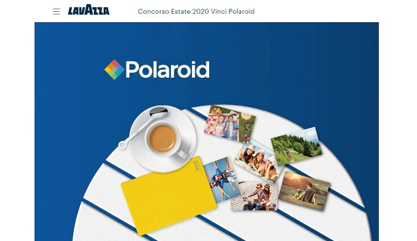 concorso lavazza estate 2020