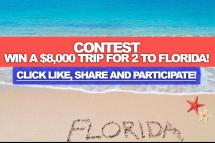 Contest Win Trip 2 Florida Valued 8 000