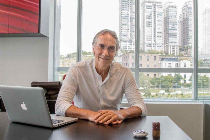 Dennis Giacometti, coordenador da pesquisa Projeto 30