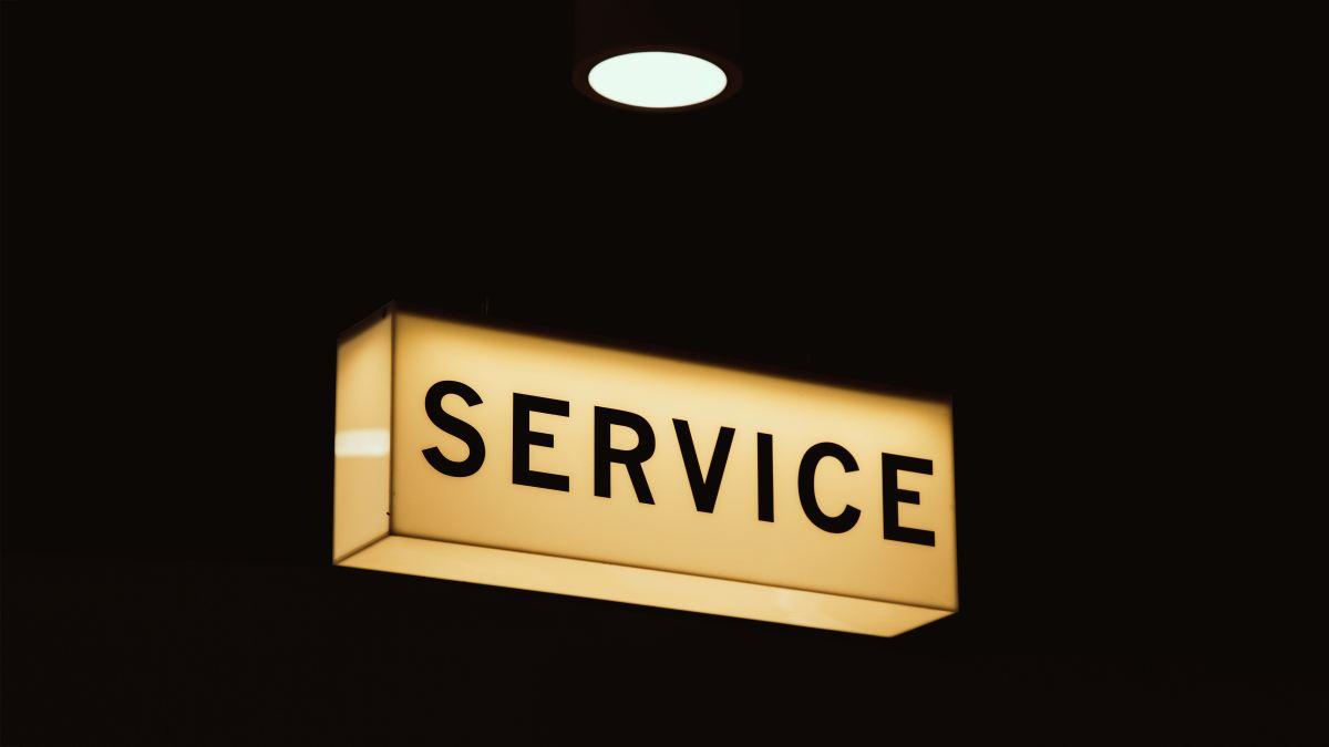 Serviços, emprego e produto
