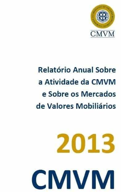 Relatório Anual CMVM 2014