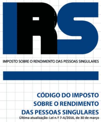 Código do IRS Maio 2016