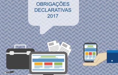 Agenda Fiscal 2017 – Obrigações Declarativas