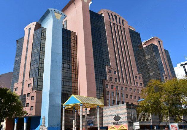 Centro Nacional de Pensões Edificio Sede 2019