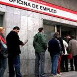 3 millones de parados en España