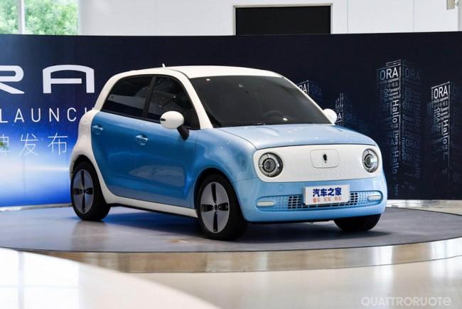 auto elettrica ORA R1