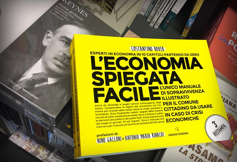 recensioni libro di economia spiegata facile