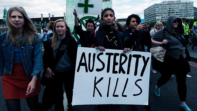 L'austerity uccide