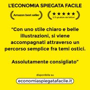 recensione al libro di economia spiegata facile