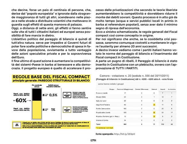 nuovi contenuti nel libro di economia spiegata facile, quarta edizione - il fiscal compact