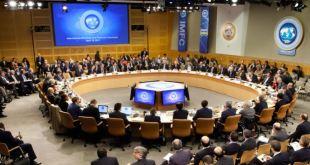 FMI dice que la economía mundial se encuentra en buen momento